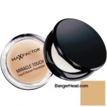 bangerhead make-up max factor