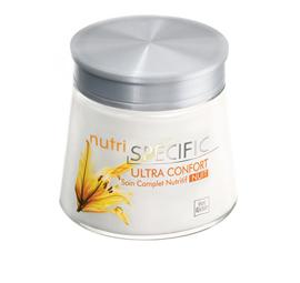 Nattkräm / nattcrème som återfuktar torr hud