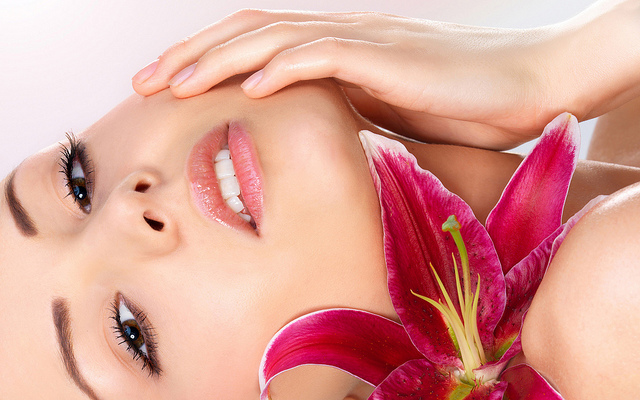 Makeup hudvård