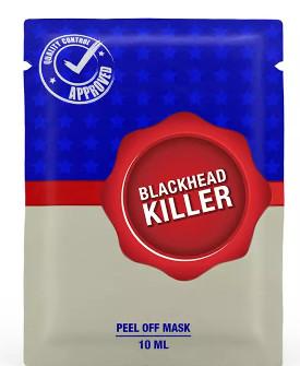 Blackhead Killer Ansiktsmask mot finnar